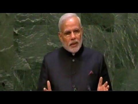 PM Narendra Modi's speech at UN General Assembly