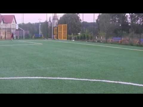 CZ2-FC Szabełki Kończą Wakacje na sportowo - Granie na Tomaszów Arena -  Dociera Alan I Mateusz