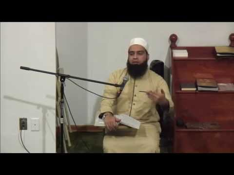 Mufti Farhan - Assistance Towards Righteousness and Piety on 12/6/14