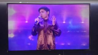Hafiz Rahman Rehearsal Konsert Pertama Munshid Sharjah 2015 di Dubai