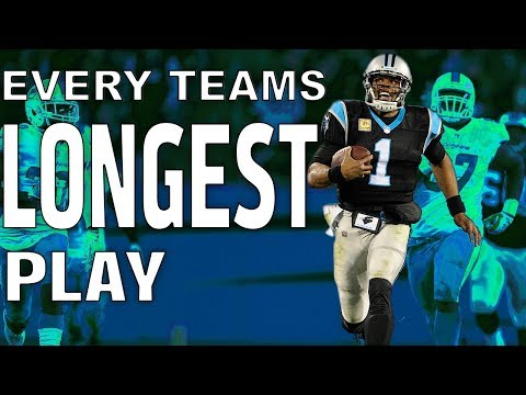 Every Team's Longest Play of the 2017 Season! | NFL Highlights