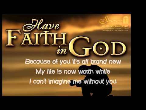 Jaci Velasquez - Imagine Me Without You With With Lyrics video