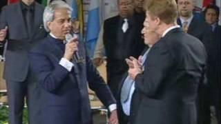 Benny Hinn - Third Dimension Anointing Begins in Orlando!