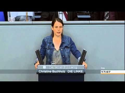 Christine Buchholz, DIE LINKE: Mali: Zugriff auf Wirtschaft und Bodenschätze