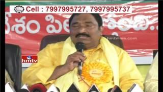 TTDP Leader Sandra Venkata Veeraiah Fires CM KCR's Survey