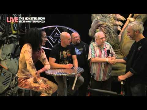 The Monster Show - LIVE from Monsterpalooza 2014 - Day 2