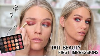 FIRST IMPRESSIONS - TATI BEAUTY | Samantha Ravndahl