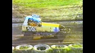 Scunthorpe 1990 Stock Car Racing