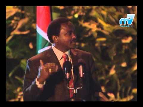 H.E. Kalonzo Musyoka addresses Kenyan Business Community in Arusha.