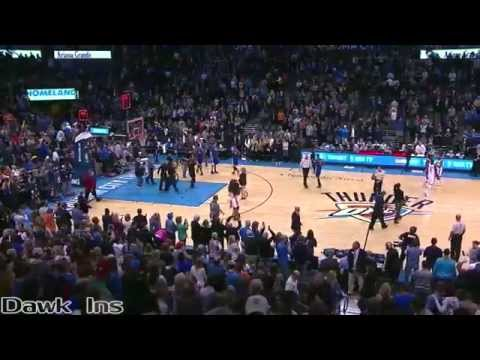 Russell Westbrook Full TD Highlights 2015 01 16 vs Warriors   17 Pts, 17 Assists, 15 Rebs, UNREAL!
