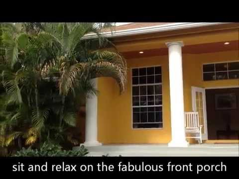 Country lifestyle home for sale in Loxahatchee, FL