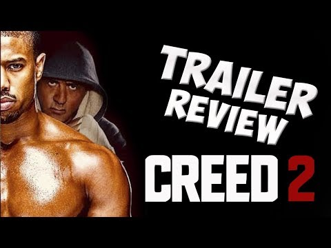 CREED II | Trailer Review del Sequel con Sylvester Stallone