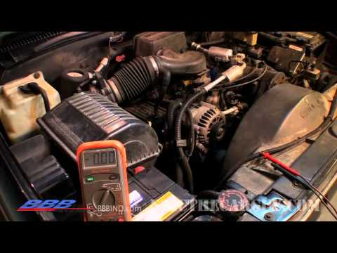 How to Troubleshoot an Alternator Problem