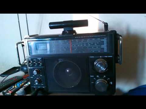 Radio Rebelde (5025 KHz - Banda Tropical de 60 m) La Habana, Cuba
