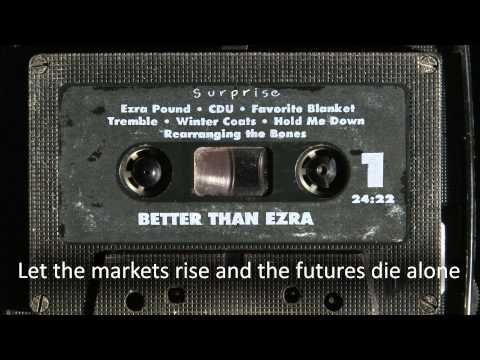 Better Than Ezra - Cdu