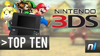 Top Ten Must-Play Nintendo 3DS Games