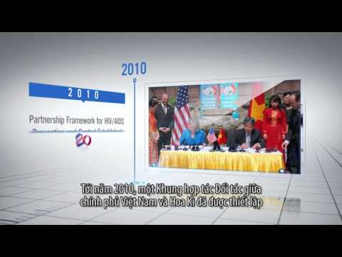20th anniversary of U.S. - Vietnam health cooperation