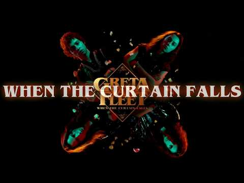 Greta Van Fleet - When The Curtain Falls (Subtitulado en español) [Official Lyrics]
