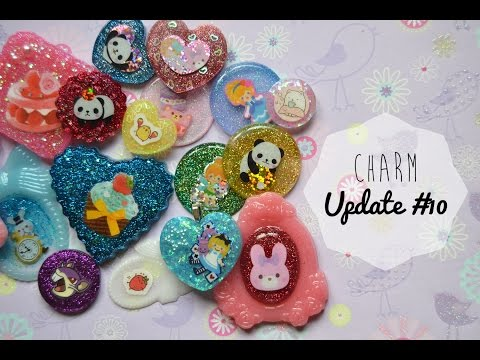 Charm Update #10 ~ ☆