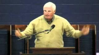 Bobby Knight Speech at Trine University Commencement 2010 Part 01