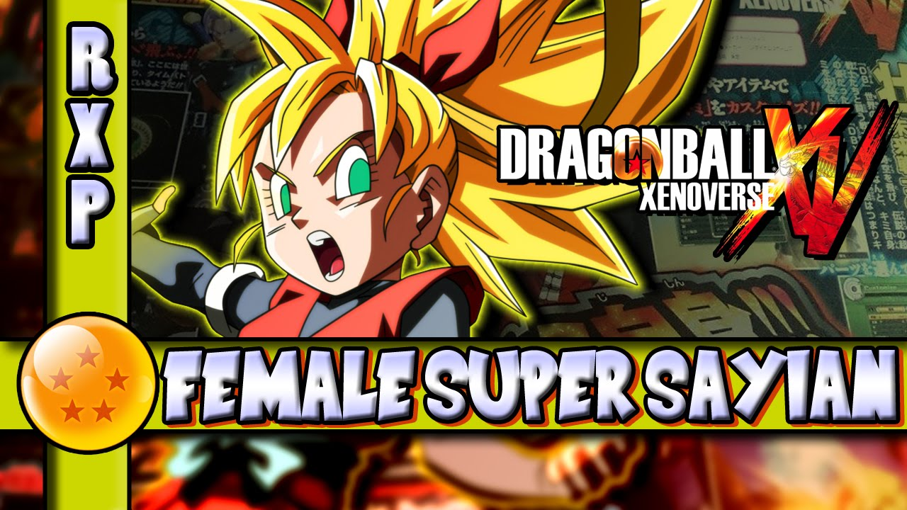 Dragon Ball Xenoverse: ☆Small