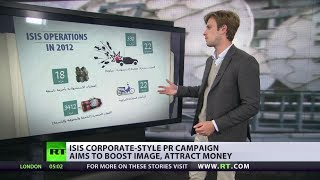 ISIS Inc.: Glossy PR, annual reports as jihadists aim to boost image, raise funding