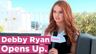Debby Ryan Opens Up About Dating Abuse, Part 1