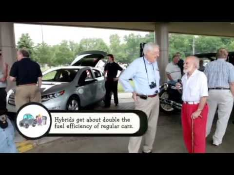 Schoolcraft College - 2014 Electric Vehicle Show