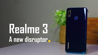 Realme 3 (4GB RAM/64GB Storage) Unboxing - the price blew us away!