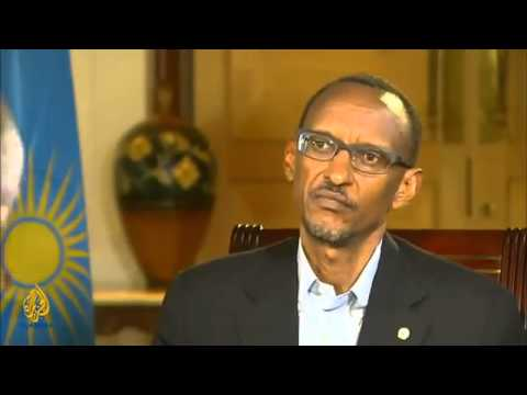 Paul Kagame Calls UN Report's Evidence of Rwanda's Support to Rebels in Congo Fictitious