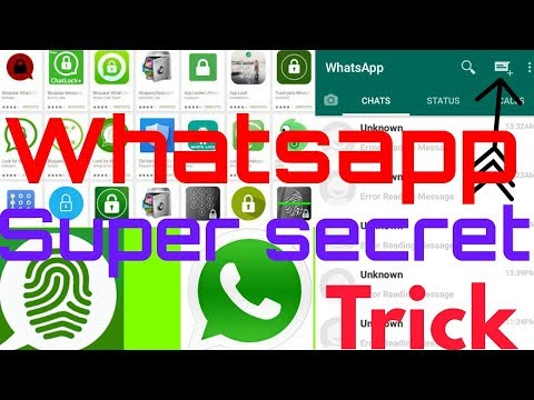 Whatsapp Video || New super secret trick || hacking tutorial(2018)