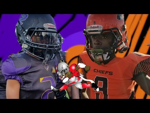 FYFL Super Bowl 11u  vs Miami Gardens Chiefs vs MG Ravens