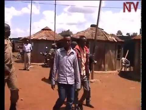 E Busia bannansi ba Somalia 4 bakwatiddwa