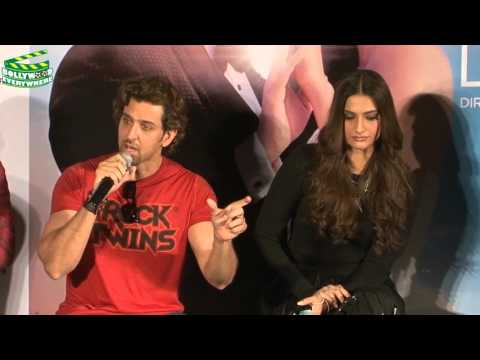 Hrithik Roshan & Sonam Kapoor's Exclusive Interview