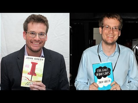 John Green Gives Us His Best Romantic Advice