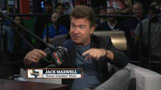 """""""Booze Traveler"""" Jack Maxwell Joins The Dan Patrick Show (Full Interview) 1/30/17"""