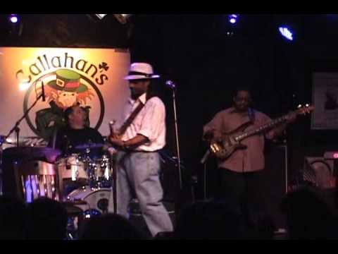 """Let Life Flow"" - Kenny Neal Blues Band"