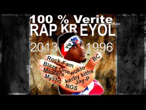 100% Vrit Rap Kreyol 1996 A 2013 video