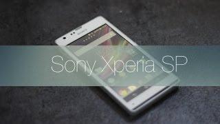 Sony Xperia® SP Review en Español