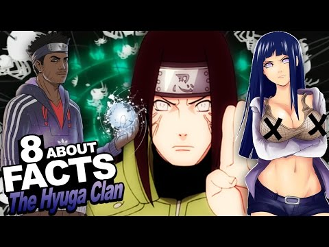 """8 Facts About The Hyuga Clan You Should Know!!! w/ ShinoBeenTrill """"Naruto Shippuden Anime"""" thumbnail"""