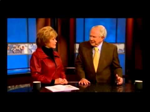 Pat Robertson: Legalize Marijuana