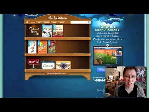 Children's Books Online - video newsletter from A Story Before Bed - September 3, 2010