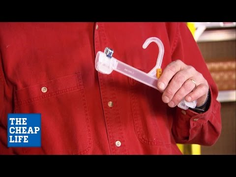 Quick Tip #5: Repurpose Clothes Hanger Clips Into Chip Clips   The Cheap Life   AARP