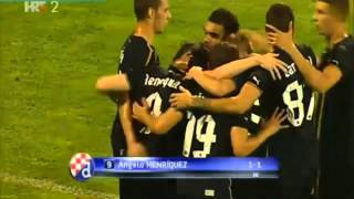 Dinamo Zagreb vs Fola 1-1 match highlights champions league (15-07-2015)