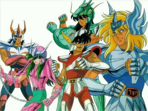 Knights of the Zodiac Original Jap Op Video
