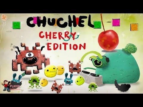 CHUCHEL - Cherry Edition: Part 2 - Pacman, Tetris  (Animation Film) Walkthrough Gameplay
