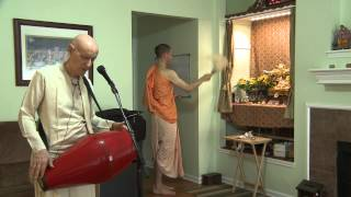 2013.08.11. Sunday Program Kirtan HG SDA ISKCON Austin, Texas USA