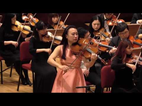 J.C. Bach Viola Concerto in c minor mov.1