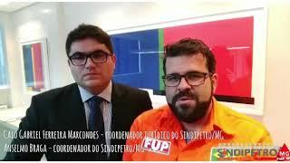 Sindipetro/MG esclarece dúvidas sobre descontos em contracheque relativos ao déficit do PP-1