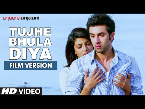 Tujhe Bhula Diya (Film Version) Video Song | Anjaana Anjaani...
